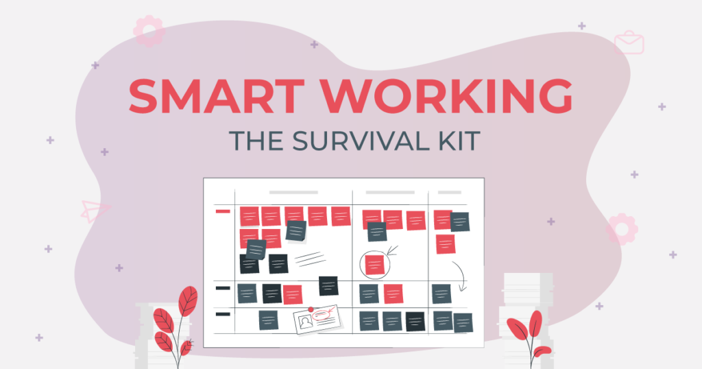 Smart Working: the survival kit