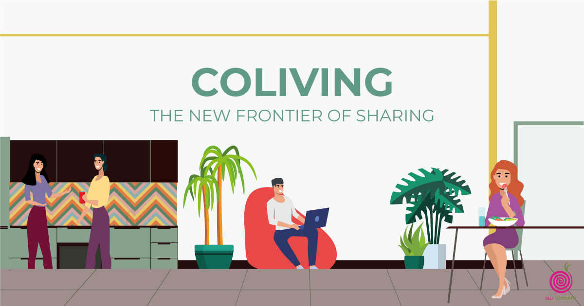 Coliving: the new frontier of sharing