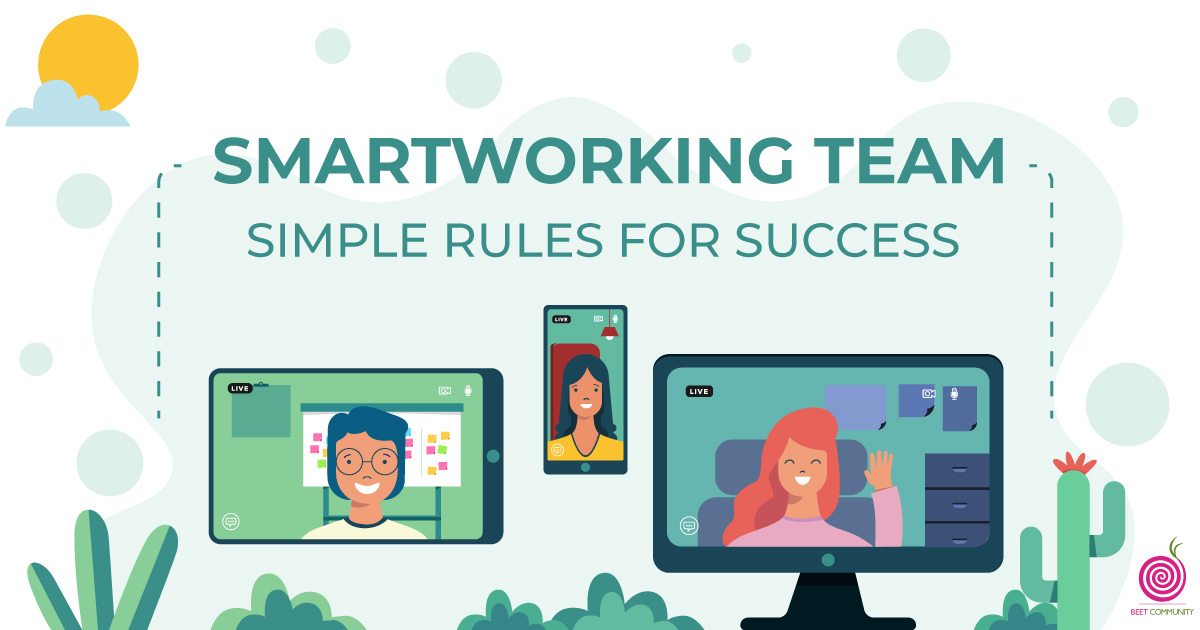 Managing a remote team: simple rules for success