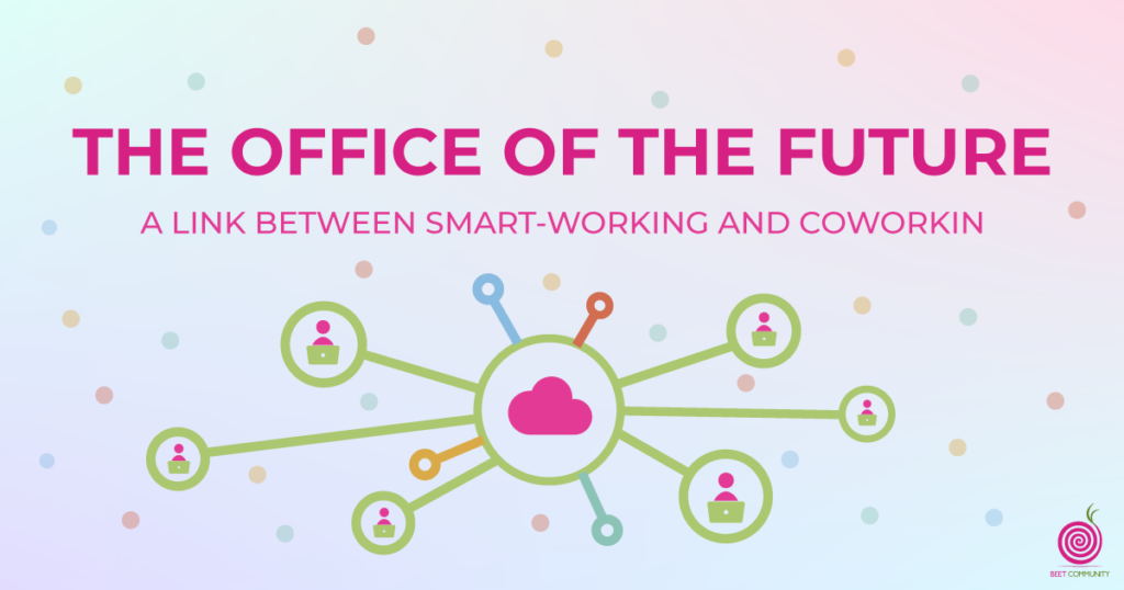 The office of the future: a link between smart-working and coworking