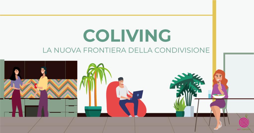 Coliving: la nuova frontiera della condivisione